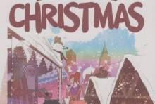 Christmas leaflet 220x148